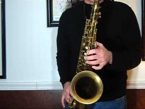 1932 Conn Transitional Tenor Sax 251,xxx