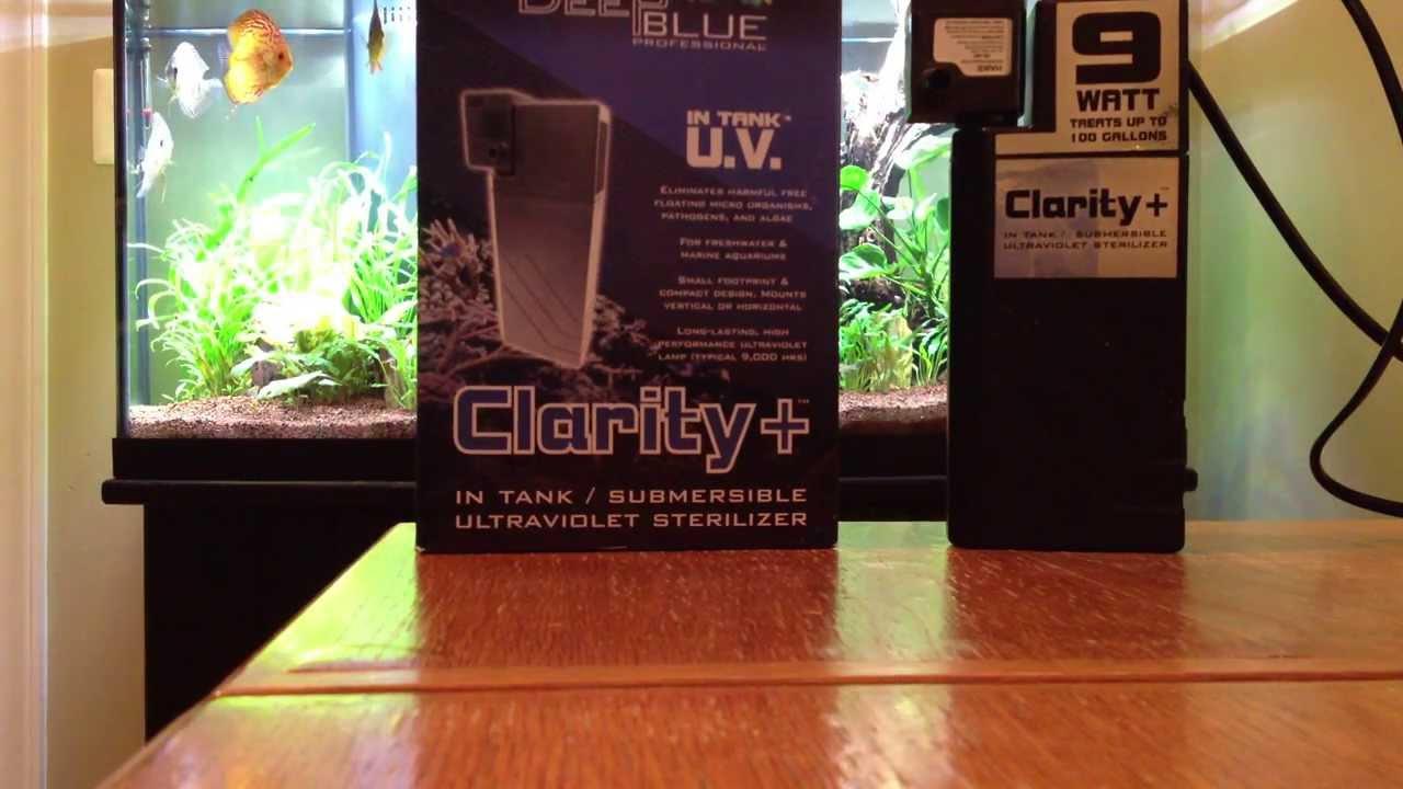 Deep Blue Sterilizer Product Review Deep Blue 9