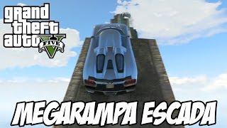GTA V - MEGARAMPA ESCADA