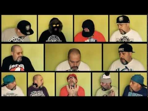 Gordo Master - Hoy tengo ganas de hacer Rap (Acapella Beatbox)