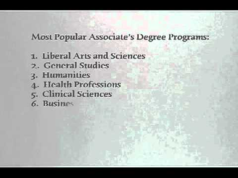 The Student's Guide to Obtaining an Associate Degree