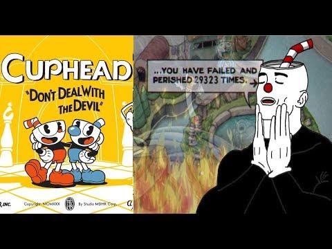 Cuphead - игра, которая нагнула всех стримеров [Обзор]