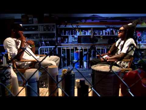 Lil Wayne Interviews Randy Moss On ESPN NFL Countdown!