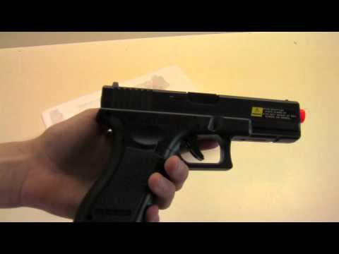 JLS G18C airsoft pistol