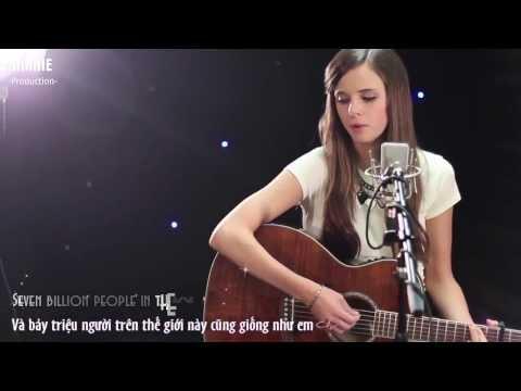 Học Tiếng Anh Qua Bài Hát : As Long As You Love Me (tiffany Alvord) video