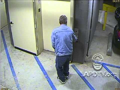 Burglary in the West Los Angeles Area    NR0145cj