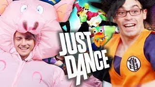 HALLOWEEN JUST DANCE 2018