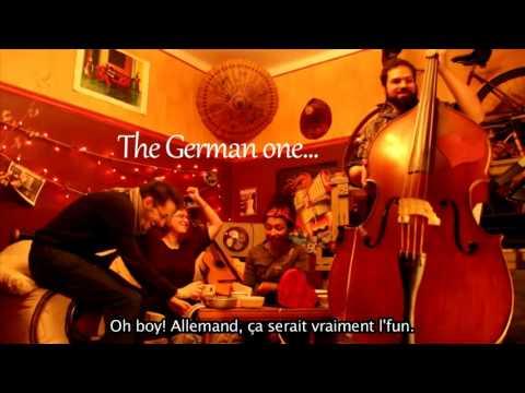 Random St-Valentine's singing telegrams - 2015