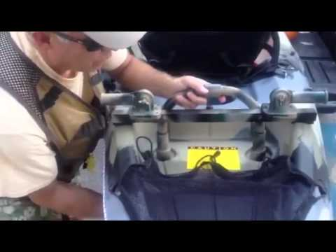 Field & Stream Talon Fishing Kayak DIY Outriggers