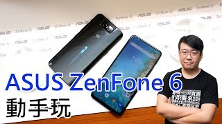 ASUS ZenFone 6 Hands-On! With a Flip Camera and 5000mAh Big Power