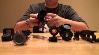 Optics, Scopes and Sights