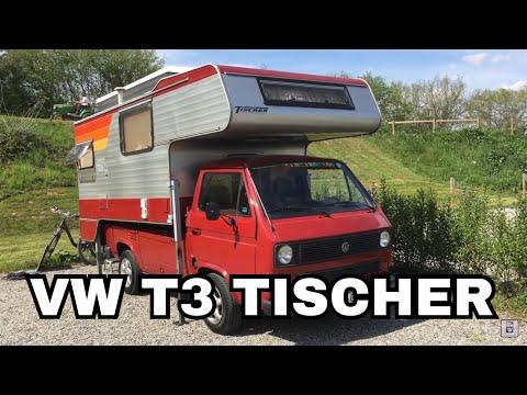 VW T3 mit TISCHER Aufbau 1983 / womoclick.de