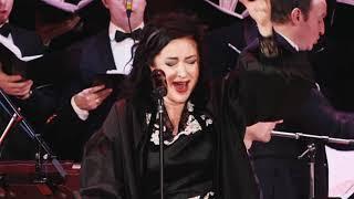 Tamara Gverdtsiteli The Moscow Male Jewish Cappella Concert At The Crist Savior Church 09 11 2018
