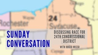 Sunday Conversation with Roger Misso .::. Presented by FingerLakes1.com