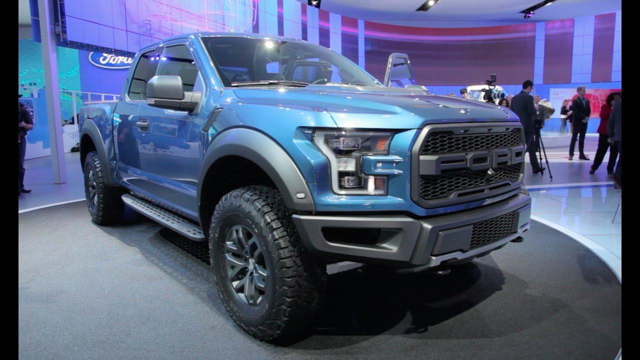 2017 Ford f 150 Raptor 2015