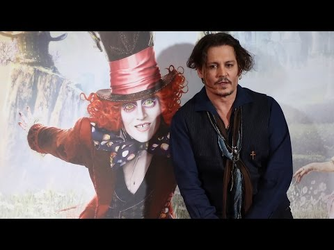 Johnny Depp mocks his own apology video