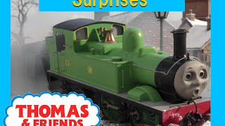 Surprises (Thomas and Friends Song) without subtitle