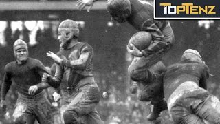 Top 10 ORIGIN STORIES of Famous SPORTS