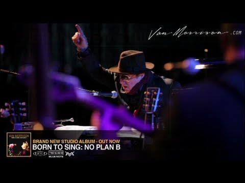 Van Morrison - Open The Door (To Your Heart), live in Belfast 2012