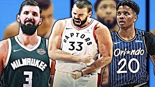 reacting to the nba trade deadline... who won? who lost?