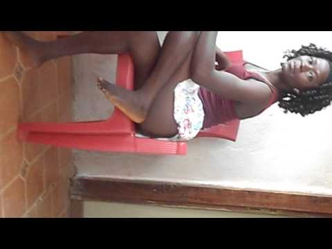 African Red Panty One video