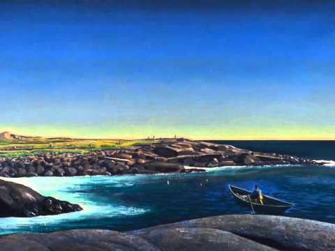 Художник Рокуэлл Кент (Rockwell Kent) (1882—1971)