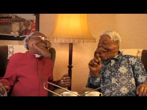 TATA AND TUTU 'POPE'S VISIT'