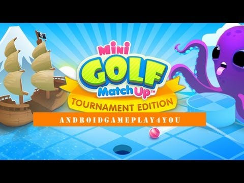 Mini Golf MatchUp™ Android Game Gameplay