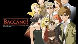 Anime Zone: Baccano! Anime Review