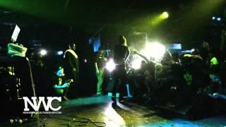 A$AP Rocky - Get Lit Live @ Club Red. Tempe, AZ / April 15th, 2012.