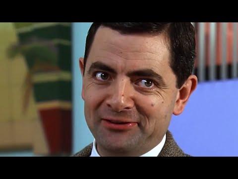 Magic!   Funny Clip   Classic Mr Bean