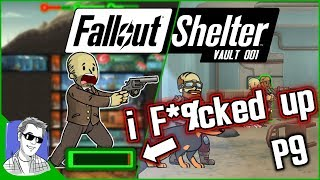 A Huge Mistake Fallout Shelter Vault 001