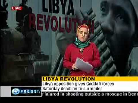 Stop the NATO-Libyan Rebel Genocide against Sirte