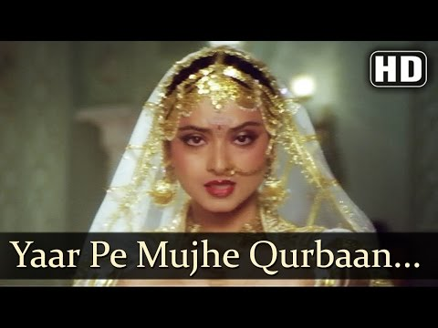 Aaj Mere Pyar Ki Jeet Ho Jaane Do - Rekha - Pyar Ki Jeet - Mujra - Hindi Song - Usha Khanna video