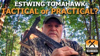 Estwing Tomahawk, Tactical or Practical?