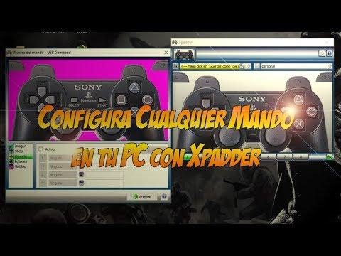 Tutorial: Configurar Xpadder con