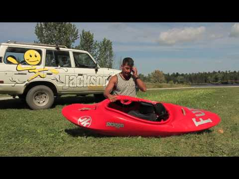 Jackson Kayak 2015 Fun Walkthrough