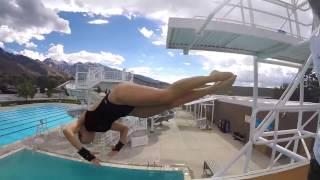 Utah Swimming and Diving Recruiting Piece