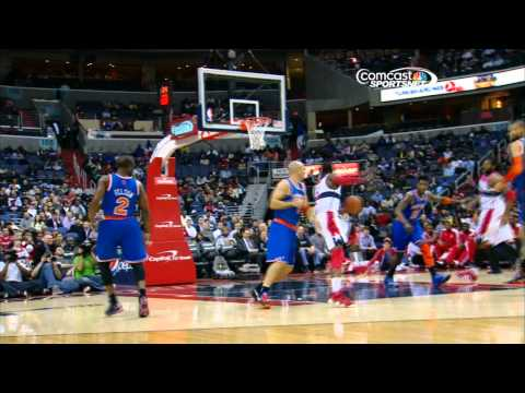 John Wall's One-Man Fast Break