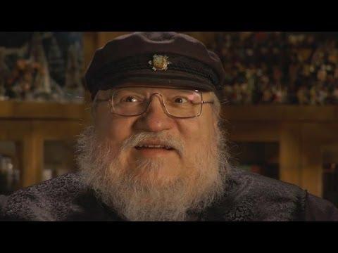 'Game of Thrones' Author George R.R. Martin