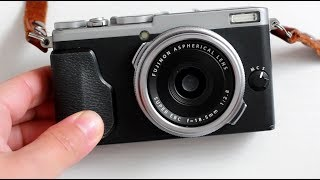 How Is The Fuji X- Series Camera For Vlogging? - Vlog 10