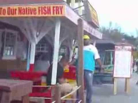 Nassau Bahamas Fish Fry Part I