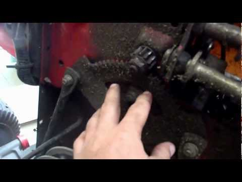 Troy Bilt Steering Fix (Slipping) How to Fix it