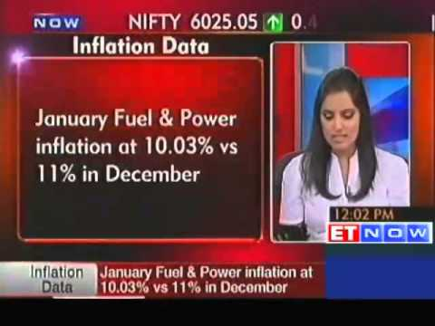 Jan WPI inflation eases to 8-month low of 5.05%