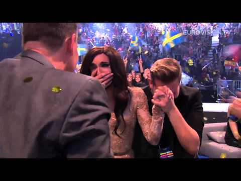 Headlines 10-05-2014 'Austria wins 2014 Eurovision Song Contest' klip izle