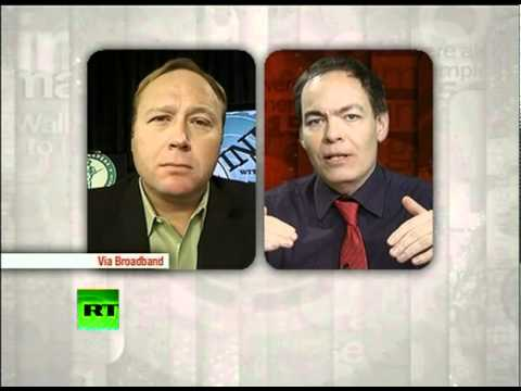 Keiser Report: Alex Jones joins 'Buy Silver' campaign