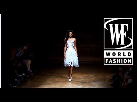 Serkan Cura Fall-Winter 2014-15 Couture Show Paris