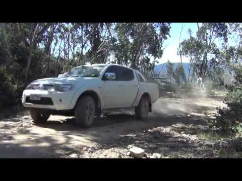 Mitsubishi Triton GLX-R auto review