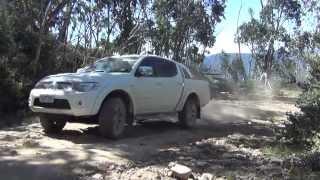 2014 Mitsubishi Triton GLX-R auto review