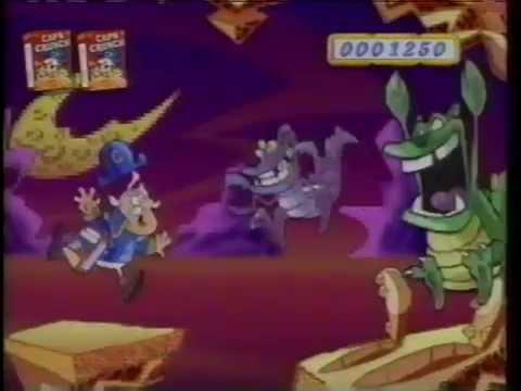 Captain Crunch Commercial Cap'n Crunch Commercial 1994